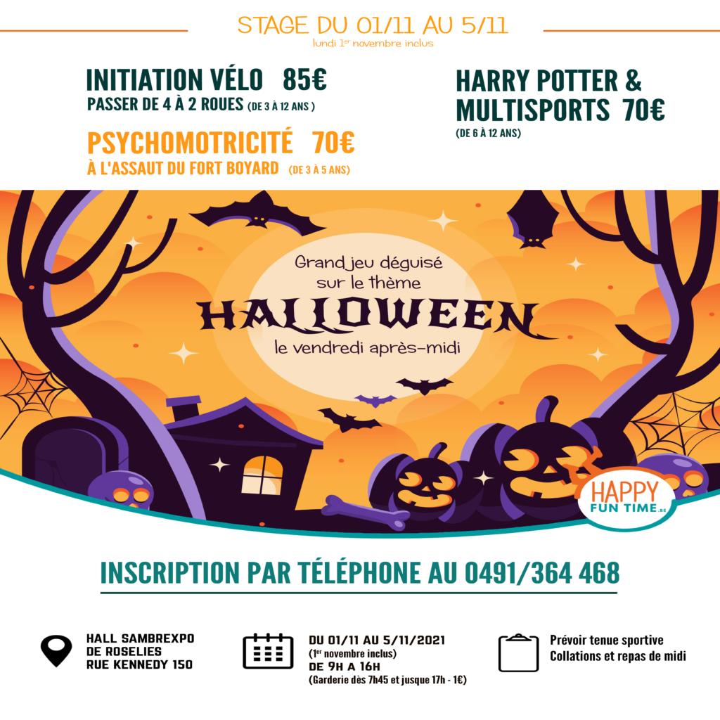 Stage Halloween